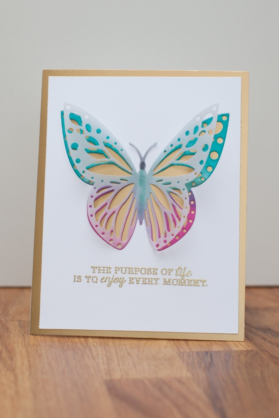 Hero Arts Fancy Dies Butterfly_Serine Designs blog