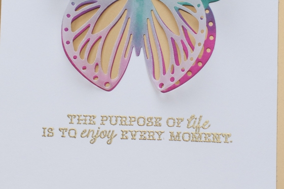 The purpose of life sentiment_ SErine Designs blog